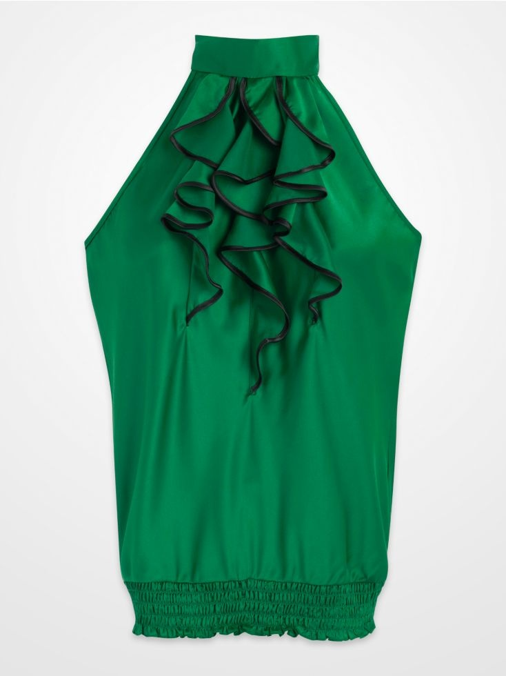 Pinterest Green Blouse 104