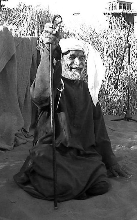 Bedouin man Dubai / UAE