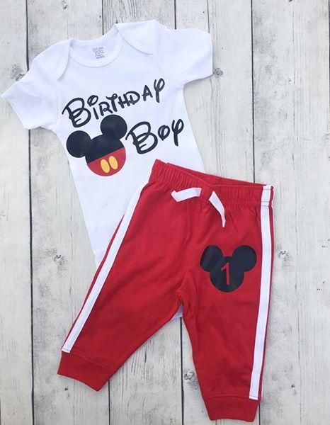 Birthday Boy mickey mouse first birthday outfit - mickey mouse birthday shirt pants set mickey mouse birthday outfit mickey mouse first birthday onesie cake smash