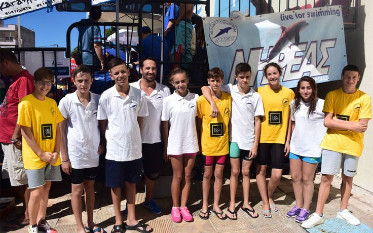 Ιδανικό ξεκίνημα για τους κολυμβητές του ΝΗΡΕΑ Βέροιας