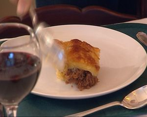 Venison Pie/ wildspastei