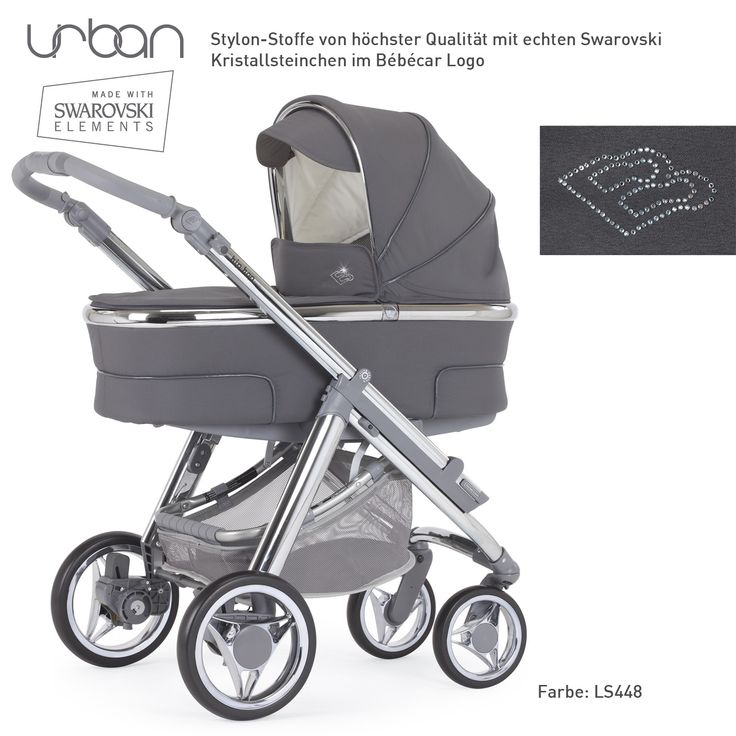 Bebecar #Kinderwagen Urban hip-hop in der #Swarovski Edition