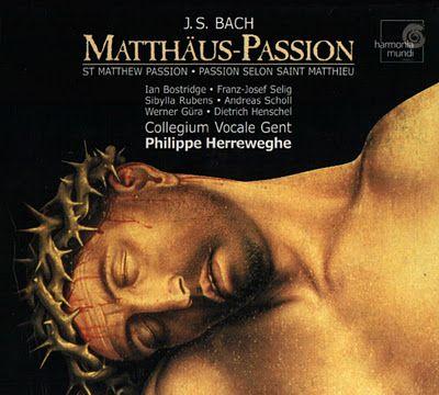Bach • Matthäus-Passion