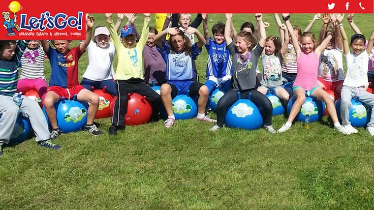 Let's Go! Summer Schools Let's Go! Summer Schools operate multi activity sports camps in towns nationwide during the months of July and August for children aged between 5 and 13 years. Let's Go! has been in …