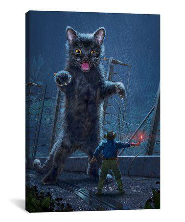 Vincent Hie Jurassic Kitty