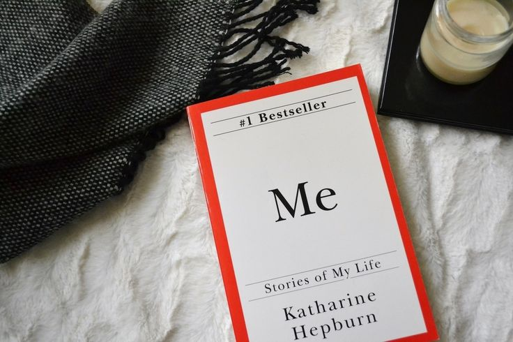 Me: Stories of My Life, by Katharine Hepburn