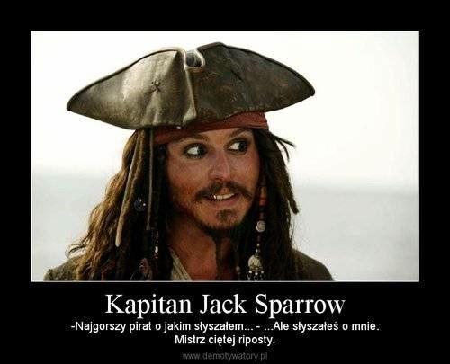 jack sparrow cytaty - Szukaj w Google