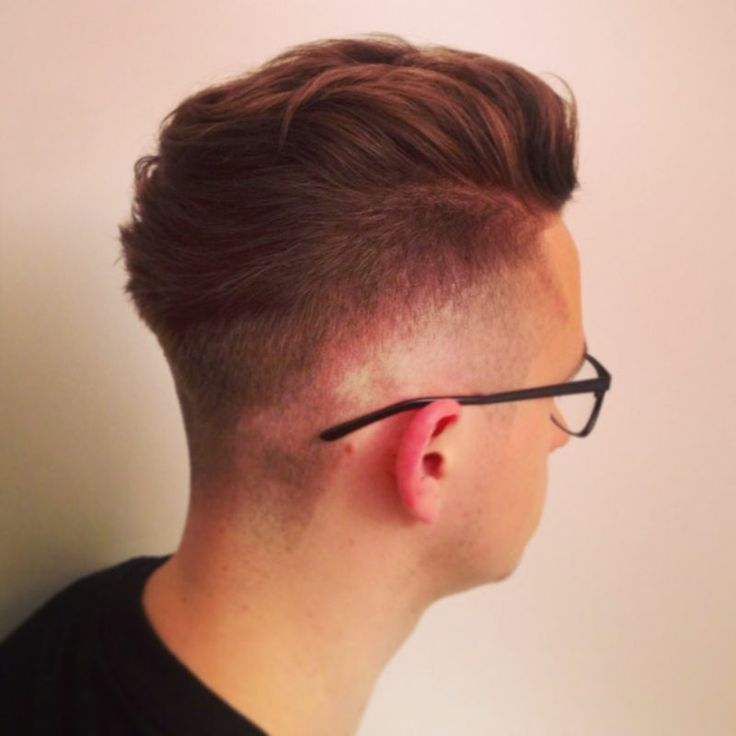 Men's hair - #fades, #wahl, #quiff, #lines, #texture, #menshair, #barber, #barbering, #menshairdressing, #scissors - by Ryan Bartlett Hair