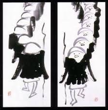 Картинки по запросу 伊藤若冲 托鉢図