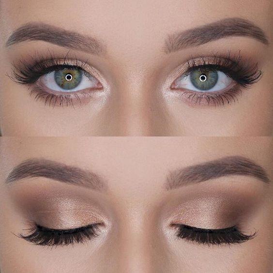 Dicas de maquiagem para usuários de óculos. – Maquiagens – Paola Gavaz … – #Brillent …   – Hochzeit