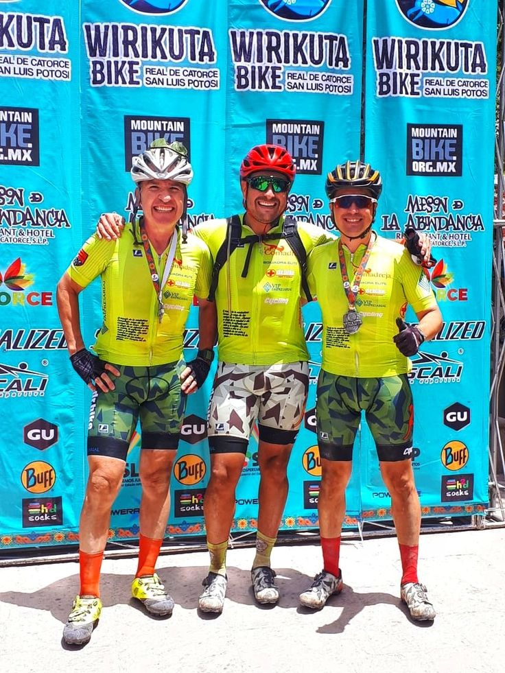 Wirikuta 2018 MTB Marathon Race kitgrid
