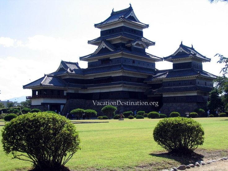 Japan Vacations – Matsumoto Castle