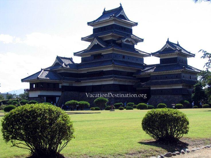Japan Vacations – Matsumoto Castle