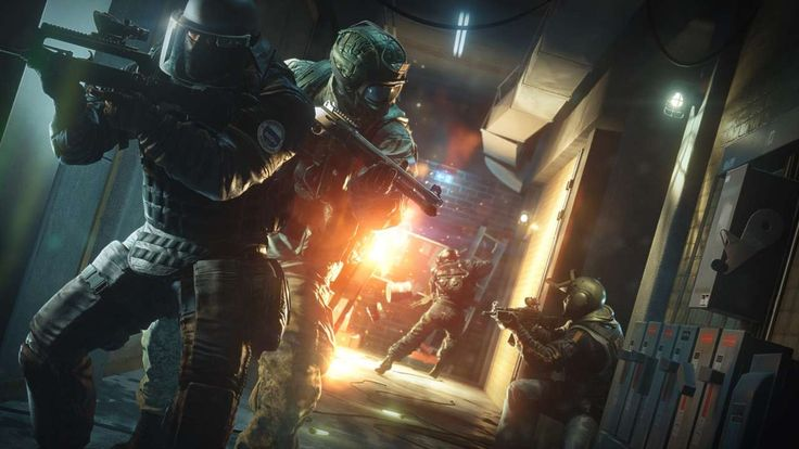 "We're Not Being Greedy, Rainbow Six Siege Dev Says About Loot Boxes  ||  Ubisoft says it doesn't feel like it's ""cheating anyone"" with the PS4, Xbox One, and PC game's new loot boxes. https://www.gamespot.com/articles/were-not-being-greedy-rainbow-six-siege-dev-says-a/1100-6456866/?utm_campaign=crowdfire&utm_content=crowdfire&utm_medium=social&utm_source=pinterest"