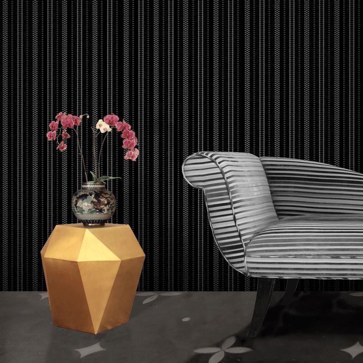 Rococo fly by Tanja Kallio on Feathr.com  #patternsfromagency #patternsfromfinland #pattern #patterndesign #surfacedesign#tanjakallio