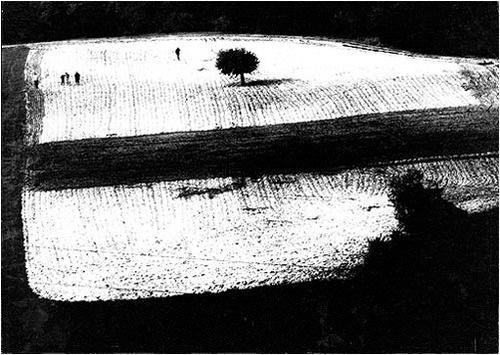 Mario Giacomelli, l'emozione delle colline marchigiane - Artitude.eu