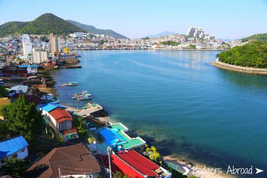 Gamak Bay, Yeosu, South Korea