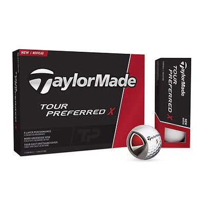 Golf Balls 18924: Taylormade Golf 2016 Tour Preferred X Golf Balls - 6 Dozen -> BUY IT NOW ONLY: $192.5 on eBay!