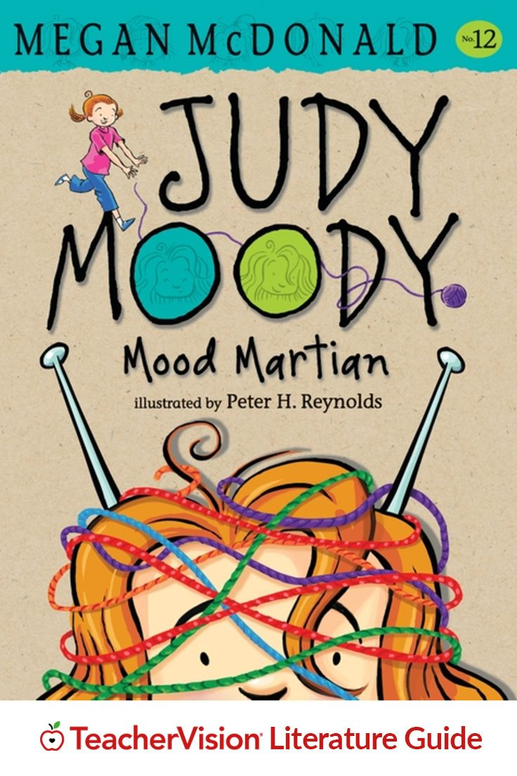 "Judy Moody, Mood Martian Teachers' Guide: Extend students' enjoyment of Judy Moody's adventures with book activities for ""Judy Moody, Mood Martian."" Each classroom activity in this teacher's guide aligns with specific Common Core State Standards for English Language Arts. (Grades 1-4)"