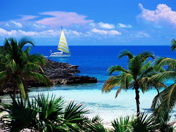 Harbour Island, the Bahamas A pink sand beach where privacy is the ultimate luxury.