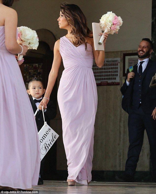 582 best images about eva longoria on pinterest eva for Eva my lady wedding dress