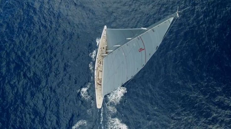 Check out this footage of the #JClass fleet #sailing in the worlds largest #superyacht #regatta... #StBarthsBucket. www.horizonme.eu