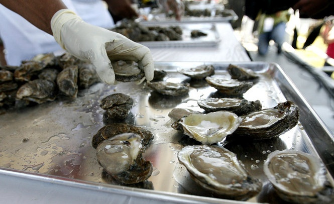 3rd annual New Orleans Oyster Festival