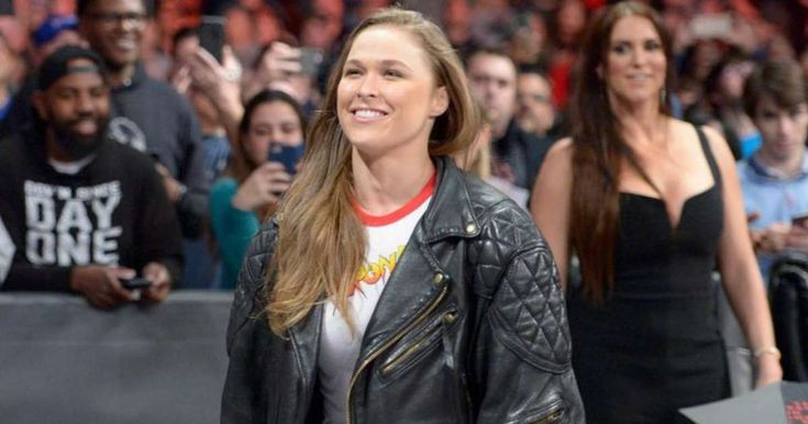 WWE's rumored booking plans for Ronda Rousey in 2018 | GiveMeSport  ||  WWE could have some huge plans in store for Rousey in 2018 http://www.givemesport.com/1250400-wwes-rumored-booking-plans-for-ronda-rousey-in-2018?utm_campaign=crowdfire&utm_content=crowdfire&utm_medium=social&utm_source=pinterest
