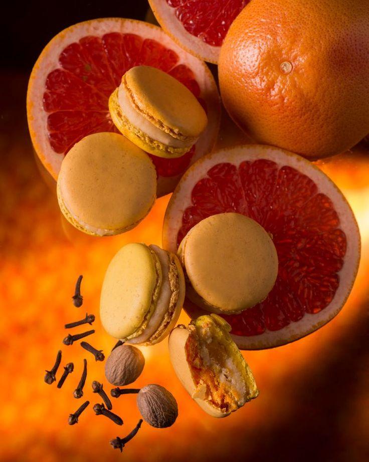 Le Jardin Pamplemousse 2013 [Grapefruit, clove, nutmeg and candied grapefruit] | Pierre Hermé
