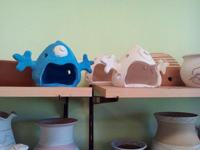 Ceramics monster/keràmia szörny