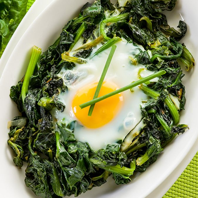 A Quick And Nutritious Dinner Or Breakfast!. Quick Sauteed