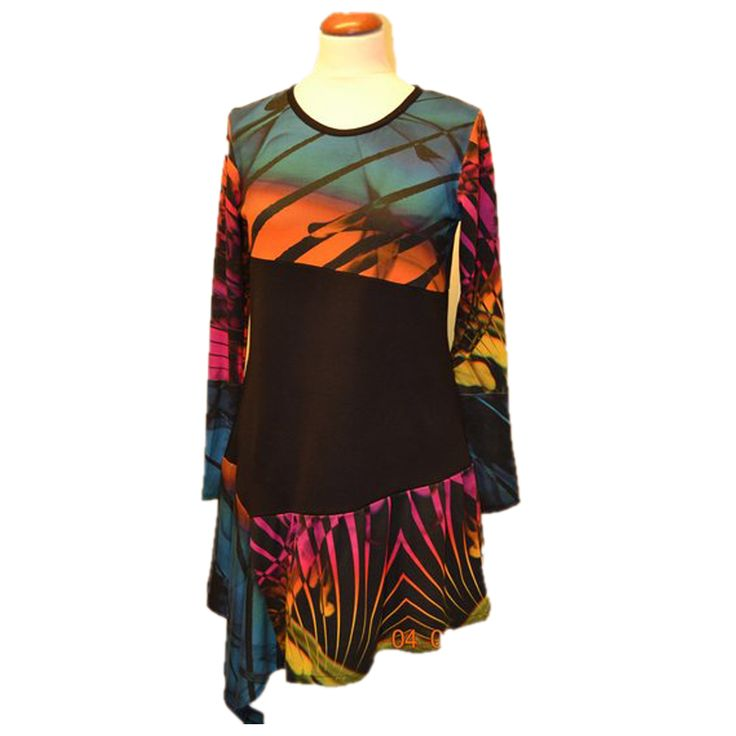 Tricot Tunic - Quilting Paradise