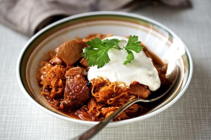 Heißhunger auf Szegediner Krautfleisch | ziiikocht