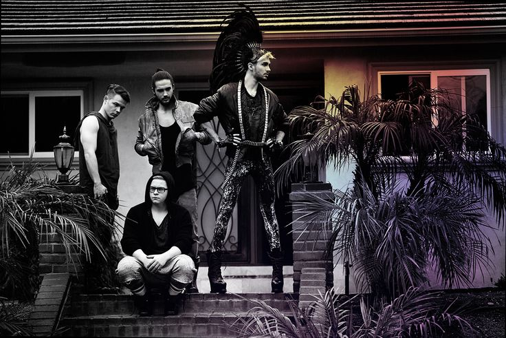 All information about the new Tokio Hotel Album 'Kings of Suburbia' and preorder here