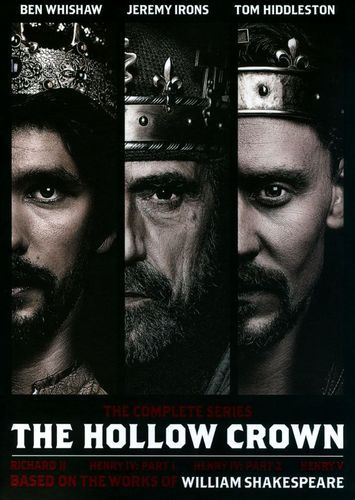 The Hollow Crown: The Complete Series [4 Discs] [DVD]