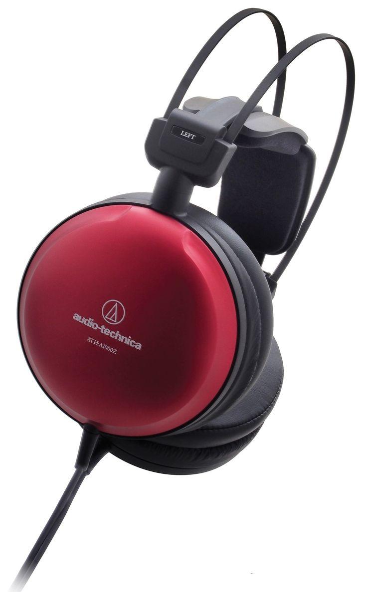 AURICULARES ATH – A1000Z DE AUDIO-TECHNICA. Compatible con audio de alta resolución. #auriculares #Hifi #AudioTechnica