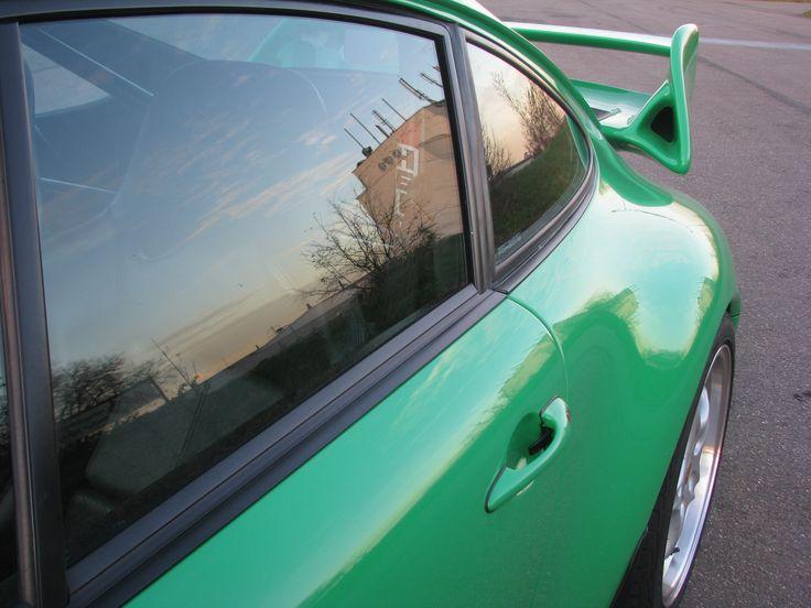 Porsche 993 RS (groen) van Speed Service, Dé Porsche 911 Specialist!