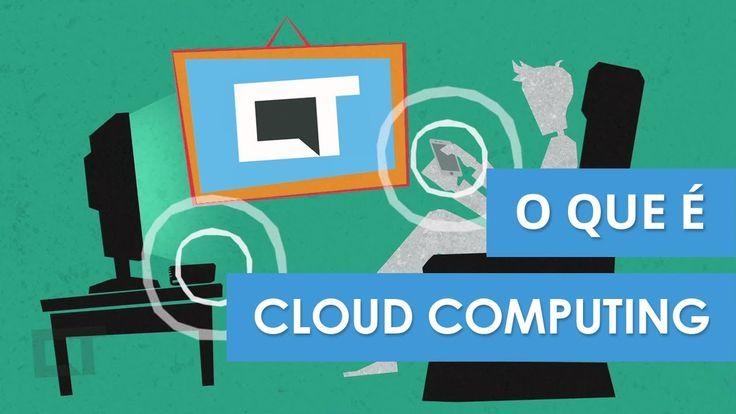 Você sabe o que é Cloud Computing, ou Computação na Nuvem?