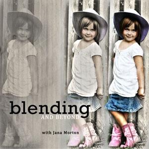 Photo blending - by Jana Morton