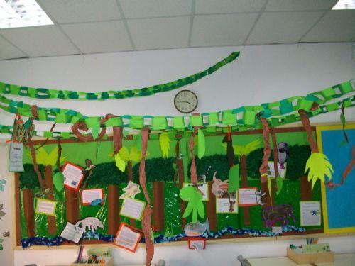 Classroom Rainforest Ideas ~ Best images about preschool jungle theme on pinterest