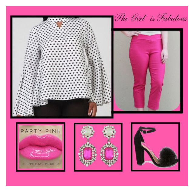 The Girl is Fabulous by hannah-taylor-black on Polyvore featuring polyvore, fashion, style, Steve Madden and clothing