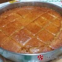 Σάμαλι πολίτικο, συνταγή ζαχαροπλαστείου