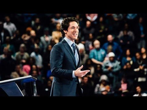 Drop It  - Joel Osteen 1/7 God wants to do something new in your life and heal your past wounds! But, you have to be willing to let go of the old. Are you carrying around baggage from the past? Maybe there's someone who hurt you, an unfair situation that you can't stop dwelling on, or a mistake you wish you hadn't made. Today's the day for freedom in your life.