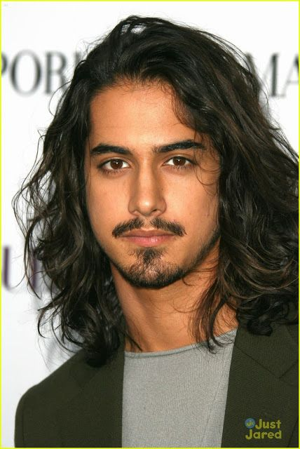 That hair!!! *Celeb Diary: Avan Jogia @ 2013 Teen Vogue Young Hollywood Party*