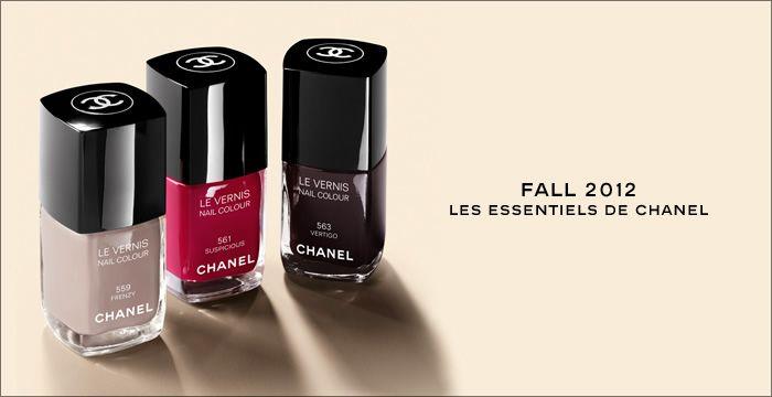Chanel Fall 2012 nagellak | ILoveStyle.be