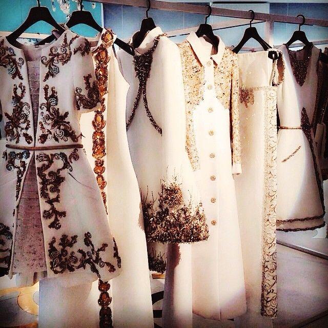 Chanel HC AW 2014-15 #SalonChanel Visit espritdegabrielle.com   L'héritage de Coco Chanel #espritdegabrielle