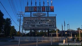 Bengie's Drive In Movie Theater
