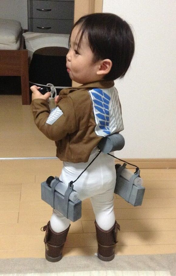 10 Great Works of Attack on Titan Cosplay