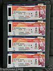 #Ticket  22 Tickets Tag 1 IIHF Eishockey WM 2017 USA Deutschland Kat 2 Block 608 Reihe 2 #deutschland