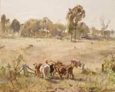 Image result for hans heysen paintings